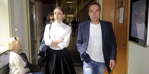 Halina Mlynkova i Łukasz Nowicki dostali rozwód na pierwszej rozprawie!