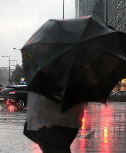 Warszawa. Pogoda. W poniedziałek deszczowo i bez słońca