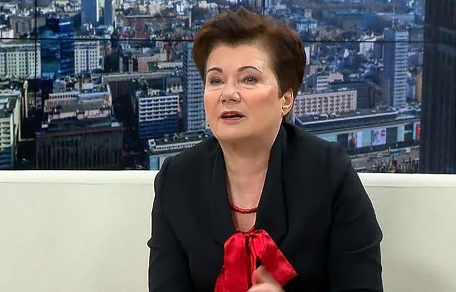 Gronkiewicz-Waltz o projekcie PiS: to jest pchanie w kierunku Białorusi