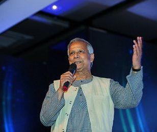 Muhammad Yunus: 1/3 populacji świata nie ma dostępu do kredytu