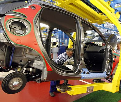 Eksportujemy coraz więcej samochodów