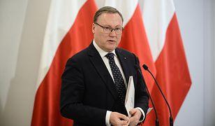 Senator Grzegorz Bierecki.