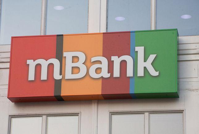 mBank ostrzega przed awarią.