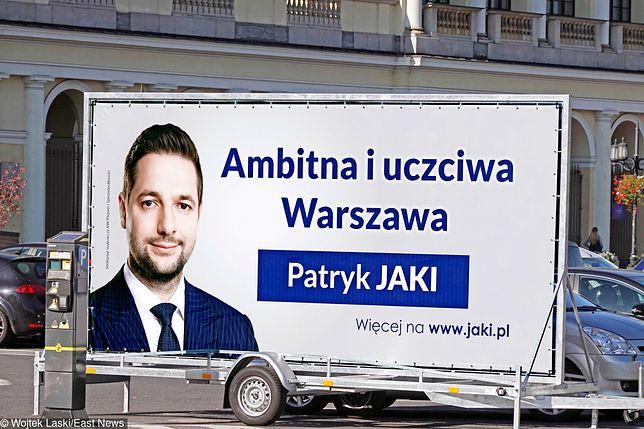 Kampania Jakiego kosztowała 1,8 mln złotych