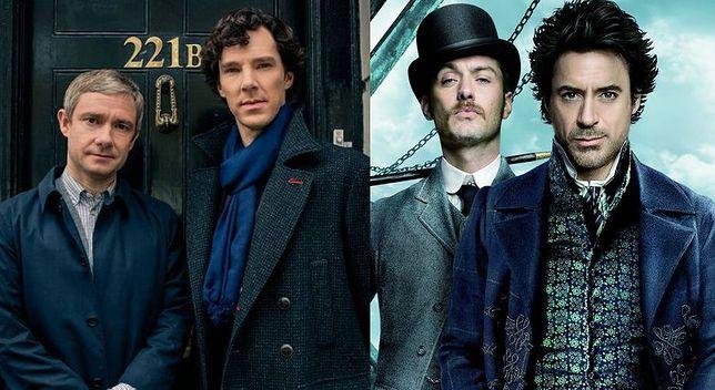 """Takiego Holmesa jeszcze nie było. W """"Sherlock North"""" odkryje skandynawskie zbrodnie. Przebije słynnych konkurentów?"""