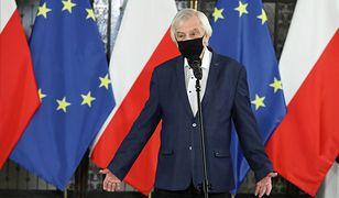 Sejmowa komisja śledcza ws. zakupu szczepionek? Ryszard Terlecki: opozycja znów się ośmiesza