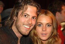 Były chłopak Lindsay Lohan nie żyje. Wzruszający wpis gwiazdy