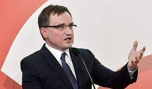 """Minister chce umorzenia sprawy ze względu na """"znikomą szkodliwość społeczną"""""""