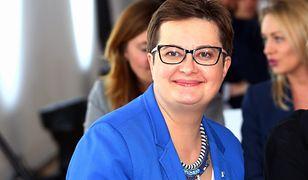 Katarzyna Lubnauer poinformowała o zawieszeniu posła Piotra Misiło w prawach członka partii