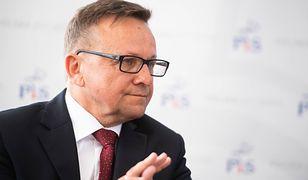 Poseł PiS Marek Matuszewski zawieszony przez Jarosława Kaczyńskiego w prawach członka partii i klubu