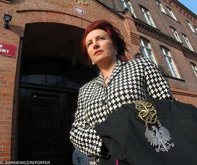 Sędzia Alina Czubieniak została upomniana przez SN