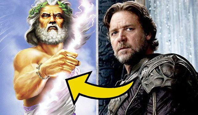 """Russell Crowe będzie Zeusem w filmie """"Thor: Love and Thunder""""."""
