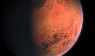 Mars. Chińska misja Tianwen-1 przesłała pierwsze zdjęcie Czerwonej Planety