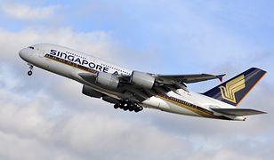 Najdłuższa linia Singapore Airlines na trasie Singapur - Nowy Jork
