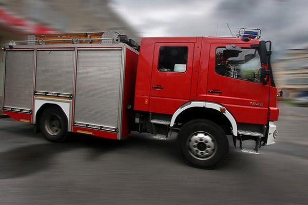Pożar w hotelu nad Soliną. Ewakuowano gości