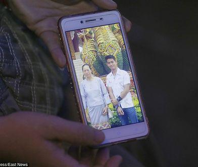 Tajlandia: Ekapol Chantawong z babcią