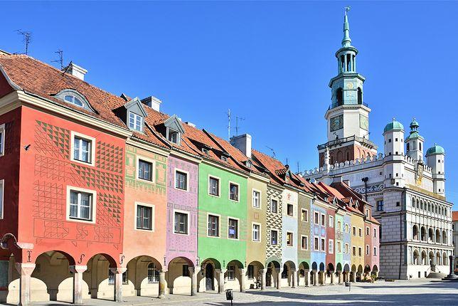 Miejsce 10. Poznań, Polska