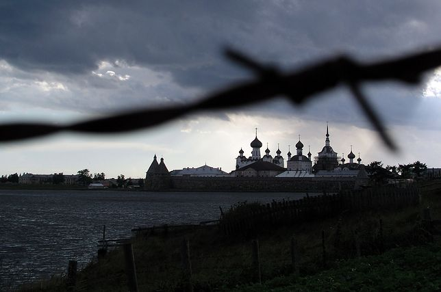 """""""Obozy turystyczne"""" na Syberii"""