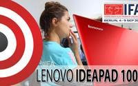 Lenovo Ideapad 100s z Windows 10 na IFA 2015