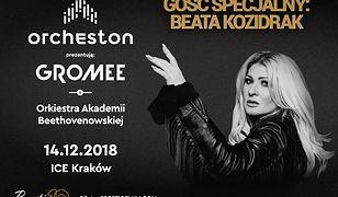 Diva polskiej sceny muzycznej - Beata Kozidrak zaśpiewa podczas Orchestonu!