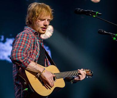 Ed Sheeran z kolejnym teledyskiem. Wokalista jest jak z mangi