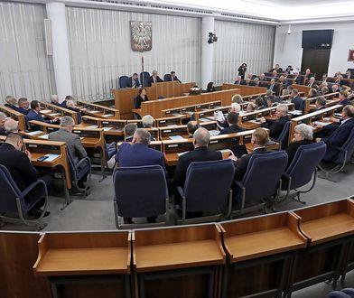 PiS obawia się utraty władzy w Senacie