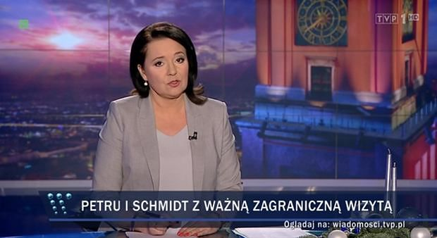 """""""Wiadomości"""" utarły nosa Ryszardowi Petru?"""