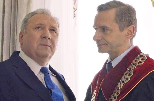 """""""Ucho prezesa"""": mocny debiut Andrzeja Grabarczyka. To świetny wybór do roli Kwaśniewskiego"""
