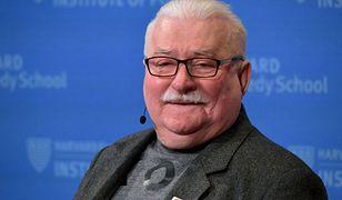 """Lech Wałęsa, były prezydent RP, przewodniczący NSZZ """"Solidarność"""" 1980-91."""