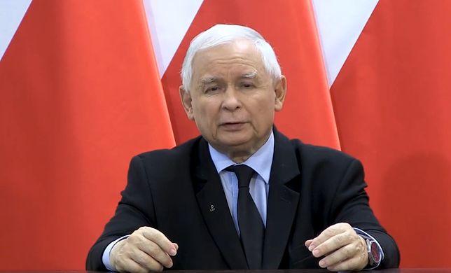 Strajk Kobiet. Jarosław Kaczyński przerywa milczenie