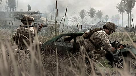 Koniec z oszustwami w Call of Duty 4