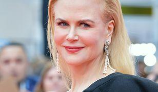 Nicole Kidman bez botoksu! Na twarzy gwiazdy było widać zmarszczki
