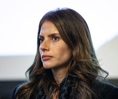 Weronika Rosati na Kongresie Kobiet. Opowiedziała, dlaczego odeszła od Roberta Śmigielskiego