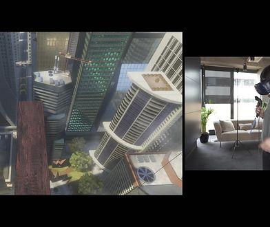 HTC Vive Pro. Wirtualna rzeczywistość w Wirtualnej Polsce