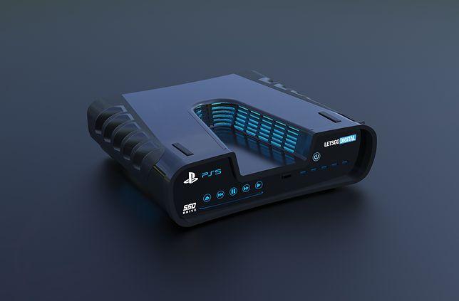 PS5. Wyciek zdjęcia devkitu