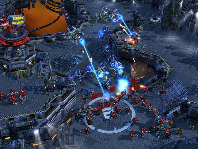 """SI zmierzy się z graczami """"StarCraft II"""" w meczach rankingowych"""