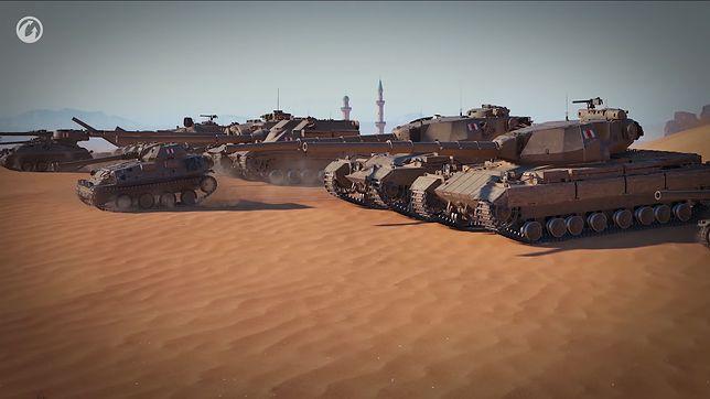 World of Tank wkrótce z ray tracingiem. Wystarczy karta z obsługą DirectX 11, nie trzeba GeForców GTX.
