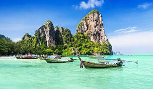 Tajlandia - Wybrzeże Andamańskie