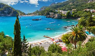 Stolicą wyspy Korfu jest Kerkira, zwana Korfu