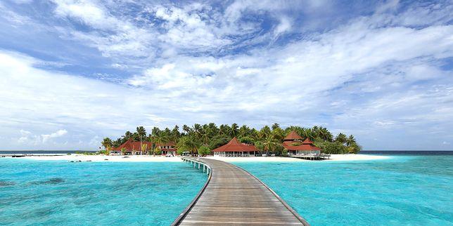 Tak przedstawia się kurort Diamonds Thudufushi Beach and Water Villas