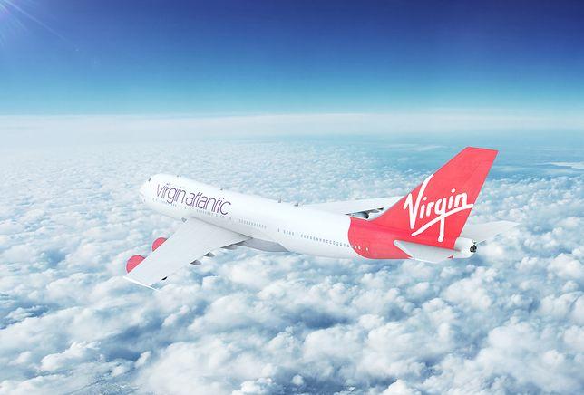 Virgin Atlantic zakupił cztery nowe maszyny w marcu