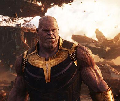 "Thanos w ""Avengers: Infinity War"""