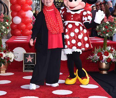 Russi Taylor od 1986 roku podkładała głos pod Myszkę Minnie
