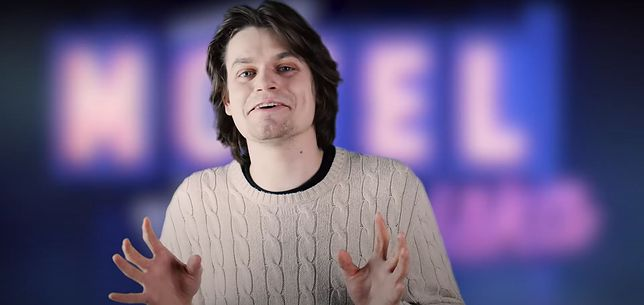 Domonik Bos, youtuber, nie zostawił suchej nitki na TVP