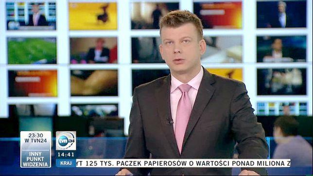 Igor Sokołowski już raz odszedł z TVN24