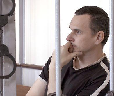 Ceremonia wręczenia Olegowi Sencowowi nagrody Parlamentu Europejskiego im. Sacharowa