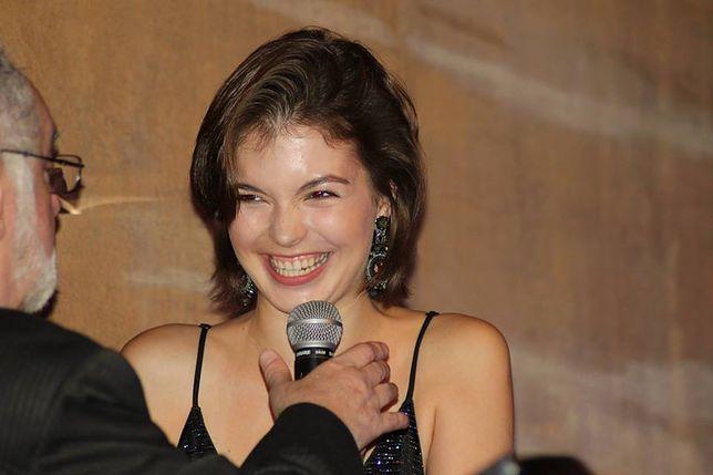 Polska aktorka ma dopiero 21 lat, a już zdobyła uznanie za granicą