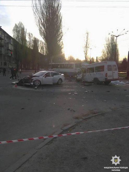 Tragiczny wypadek na Ukrainie