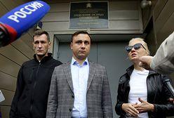 Rosja. Międzynarodowy list gończy za współpracownikiem Aleksieja Nawalnego