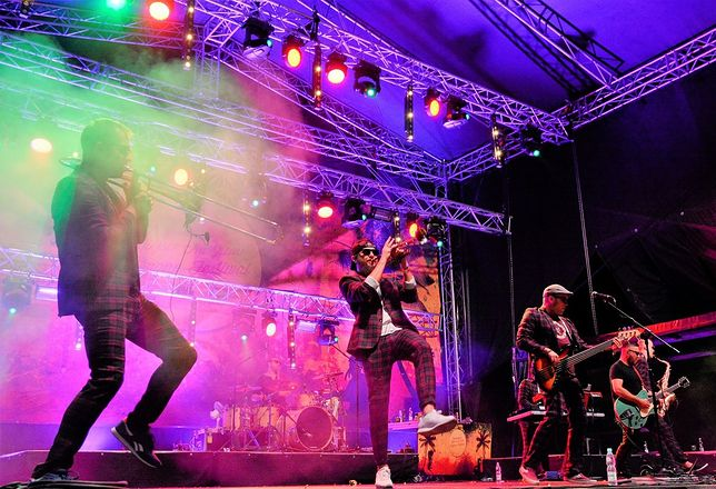 Wodzisław Śl. Atmosferę rozgrzeje muzyka reggae